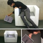 iBum Chair brings office fun home