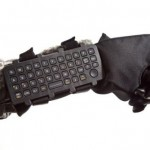 iKey's AK-39 wearable keyboard