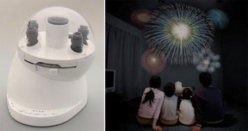 Sega Toys indoor fireworks projector