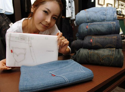 Levi's Jeans and LG team up in Korea