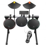 Logitech announced drum kit for PS3 Guitar Hero