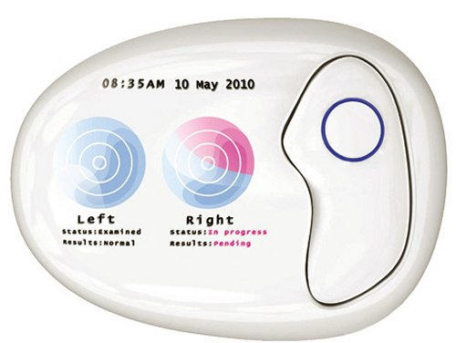Luna Breast Care device