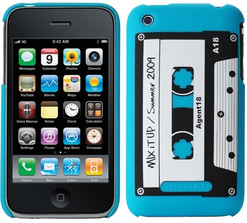 The iPhone and iPod Touch are basically digital mix tapes anyway.