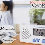 Morning Countdown Clock is your new arch-enemy
