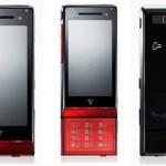 Motorola's ROKR ZN50 touchscreen slider