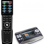 MX-5000 universal remote with haptic feedback