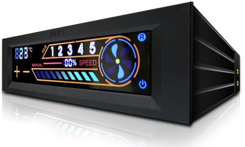 NXZT Sentry 2 Touchscreen Fan Controller