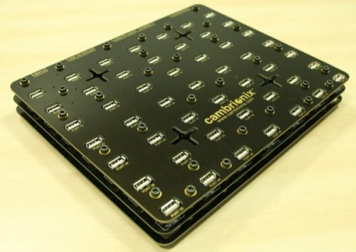 Cambrionix 49-port USB Hub