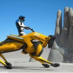 Project Nomad: In the future, we will ride mechanical lions