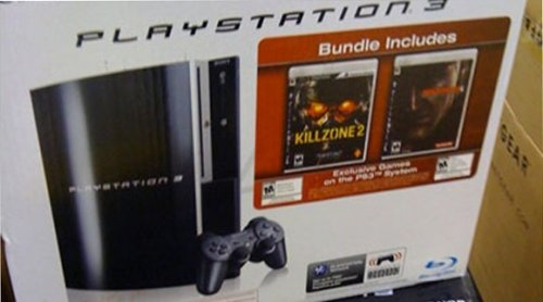 Best Buy to offer 80GB PS3 bundle with MGS4 and Killzone 2?