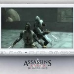 White PSP Assasin's Creed Bloodlines bundle, $199