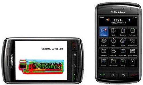 BlackBerry to offer wireless music downloads