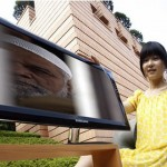 Samsung XL2370 Finger-Slim LED monitor