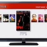 Netflix now on internet-capable Sony BRAVIA sets