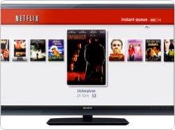 Sony adds Netflix streaming to BRAVIA sets