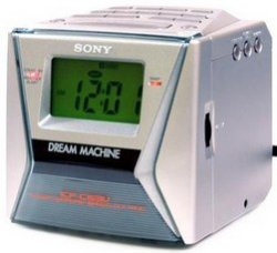 Sony Dream Machine Spy Camera