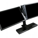 EVGA Interview Dual Monitor System now available