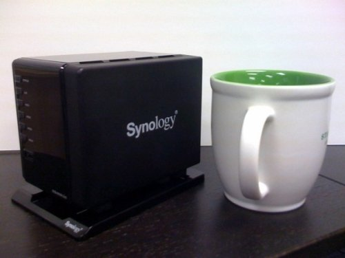 Synology intros compact DS409Slim four-bay NAS