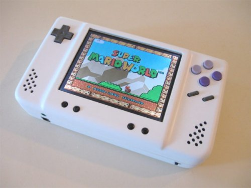 Supertendo Portable SNES Mod