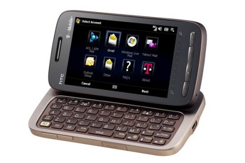 T-Mobile announces HTC Touch Pro2 for August 12
