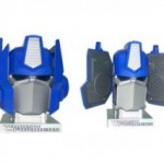 USB Optimus Prime speakers