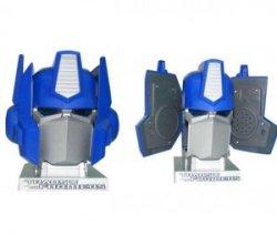 USB Optimus Prime speakers