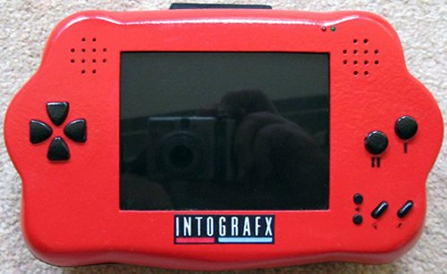 TurboGrafx-16 gets modded into a custom portable