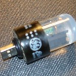 Vacuum Tube flash drive
