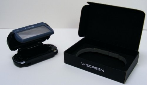 V-Screen brings 3D to your PSP