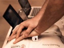 Wii CPR could save lives