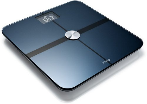 Withings WiFi Body Scale sends your weight to your iPhone