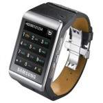 Samsung's 'world's thinnest' watchphone