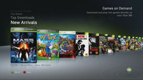 Xbox Live Dashboard update coming August 11th