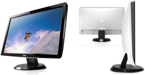 Dell introduces three new LCD monitors