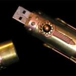 $3,000 Steampunk USB flash drive