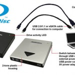Addonics unveils external Blu-ray drive with USB interface