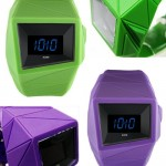 Alessi Daytimer OLED watch