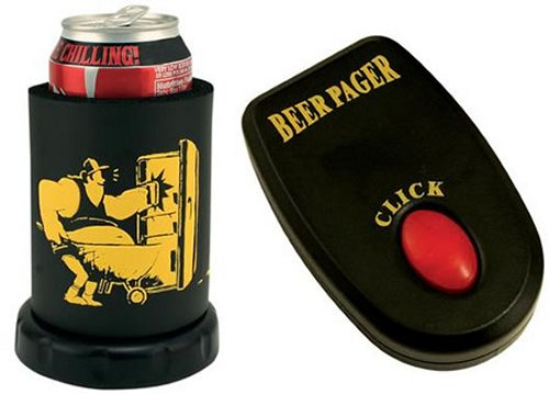 Beer Pager helps you find your lost beer