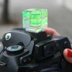 Camera cube level makes your photos perfect