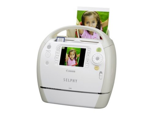 Canon Selphy ES40 photo printer