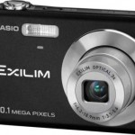 Casio EX-Z33 digital camera