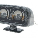 Land Meter dashboard inclinometer from UxSight