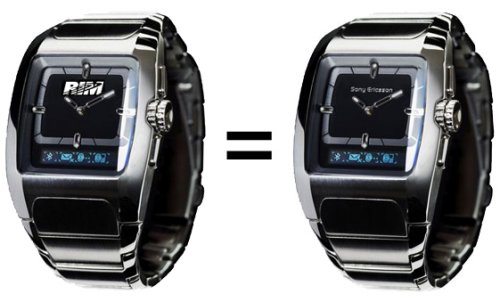 RIM working on Bluetooth watch