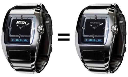 RIM working on Bluetooth watch