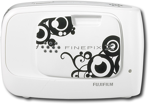 FUJIFILM FinePix Z30 Black Swirl design
