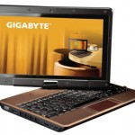 Gigabyte debuts convertible netbook