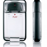 "Justin Timberlake's ""Play"" cologne looks like an MP3 Player"