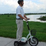 GoPet scooter debuts offering eco-friendly transportation