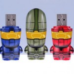 Master Chief Mimobot flash drive