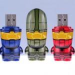 Master Chief Mimobot flash drive